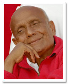 Sri Chinmoy's peaceful awareness