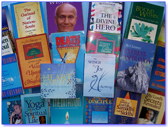 Sri Chinmoy's Books